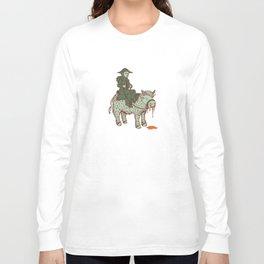 Traveler Long Sleeve T-shirt