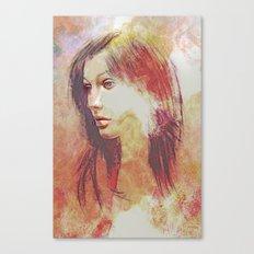 Pretty Empty Canvas Print