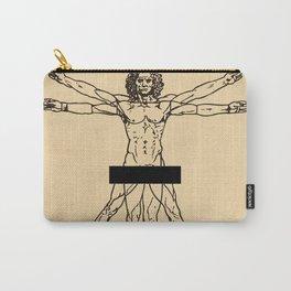 Vitruvian censorship Carry-All Pouch