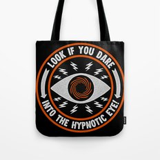Hypnotic Eye Tote Bag
