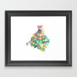 Origami II Framed Art Print