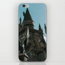 Hogwarts Castle iPhone Skin
