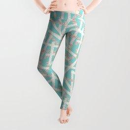 Washi [Green] Leggings