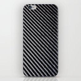 Carbon Fiber texture iPhone Skin