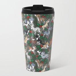 Holly & Hounds Travel Mug