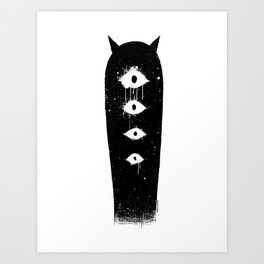 Punpun Art Print