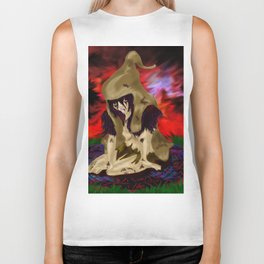 witching hour Biker Tank