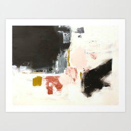 Jeanne's Song Abstract Art Print