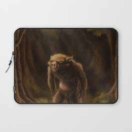Pequenino & the Father Trees Laptop Sleeve