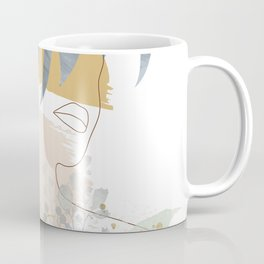Line in Nature II Coffee Mug