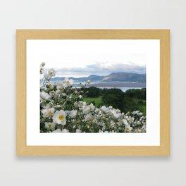 Menai Straits Framed Art Print