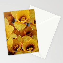 Copper Lily Stationery Cards