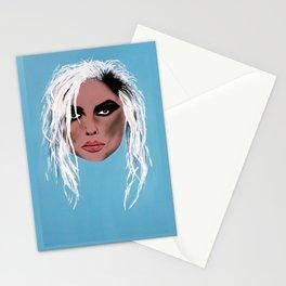 Blondie ~ Debbie Harry, Lady of the eighties! Stationery Cards