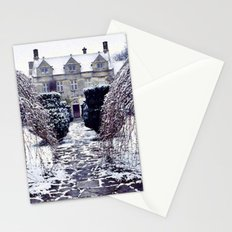 The Cotswolds In Winter Stationery Cards