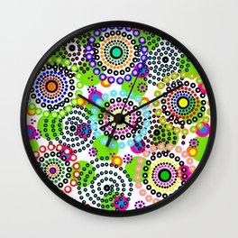 Locomotion... Wall Clock
