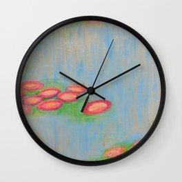 Lily Gilder Wall Clock