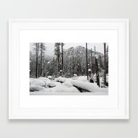 chill Framed Art Prints featuring Chill  by OrdinaryAdventures
