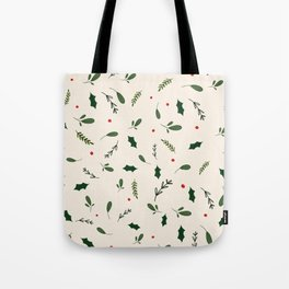 Holiday elements Tote Bag