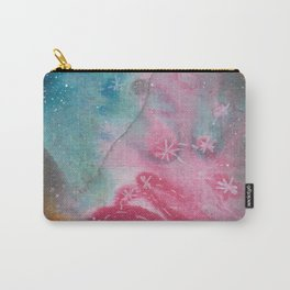 Pastel Galaxy Abstract Carry-All Pouch