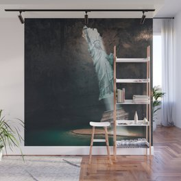 The Statue of Liberty Wall Mural