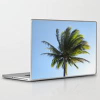 palm Laptop & iPad Skins featuring Palm by Percival