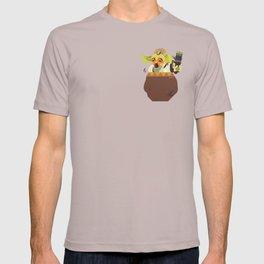 Pocket tank guardian T-shirt