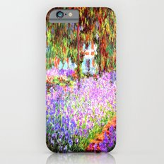 Monets Garden in Giverny Slim Case iPhone 6