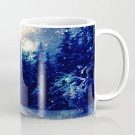 Galaxy Forest : Deep Pastels Coffee Mug