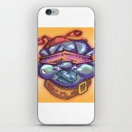 Senceless iPhone Skin