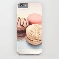 Macaron Pastel Color iPhone 6s Slim Case