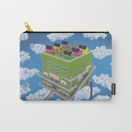 Little Boxes Carry-All Pouch