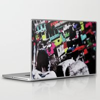 zappa Laptop & iPad Skins featuring Moleque by img forest