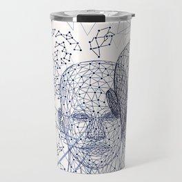 Vectors Travel Mug