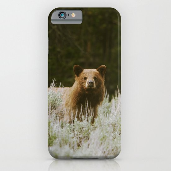 Bush Bear iPhone & iPod Case