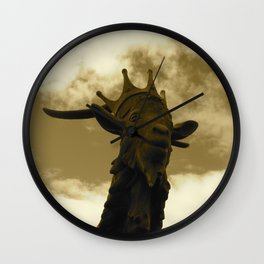 king Puck Wall Clock