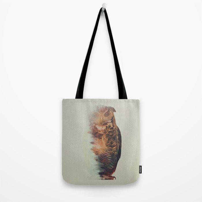 Norwegian Woods: The Owl Tote Bag