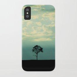 One Tree iPhone Case