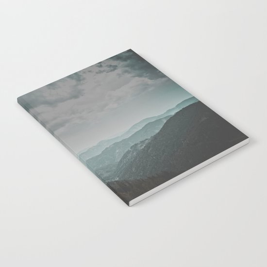 Wander forever my love (nature) Notebook