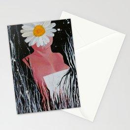 Daisy Face Stationery Cards