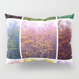 Goldenrod Collage Pillow Sham