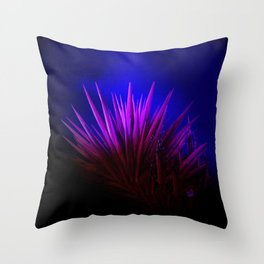 Striving To The Sky Throw Pillow