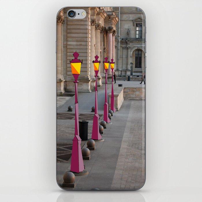 Lightposts iPhone Skin