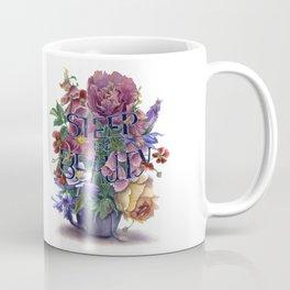 Steep In Beauty Coffee Mug
