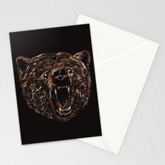 WILD BEAR Stationery Cards