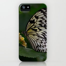 Large tree nymph iPhone Case