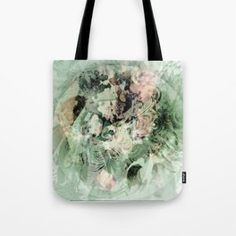 Beyond the circle Tote Bag