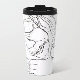 Freja Metal Travel Mug
