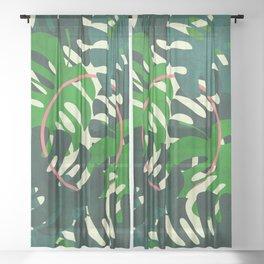 Oasis Sheer Curtain