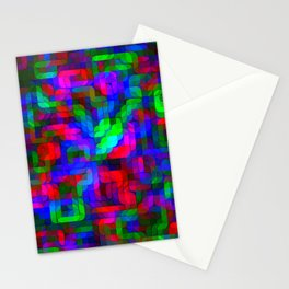 Re-Created Laurels III by Robert S. Lee Stationery Cards