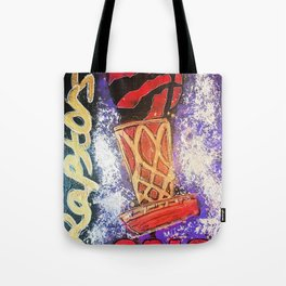 raptors 5,champion,basketball,gold,poster,wall art,2019,winners,NBA,finals,toronto,canada,painting Tote Bag